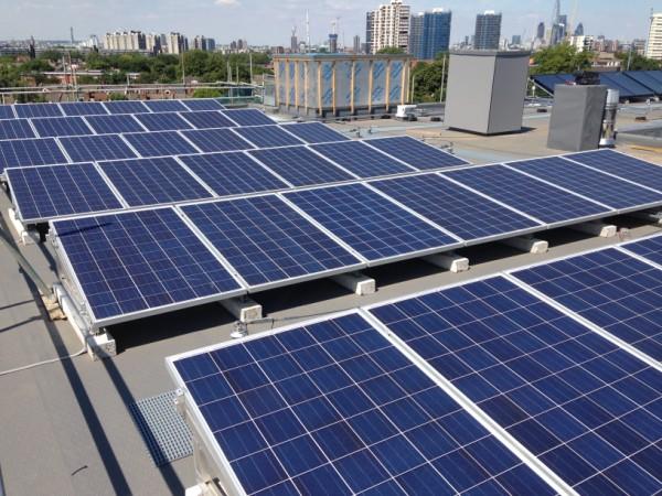 Camberwell Solar PV