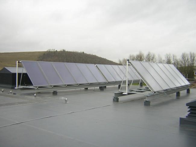 MOD Solar Heating 3000 Pre-heat