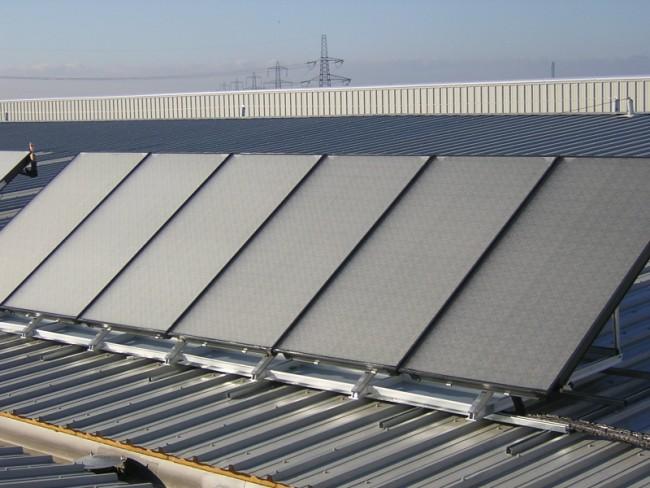 Morrisons Supermarket Solar System