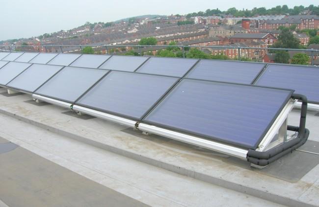 Drain Back Solar, A O Smith