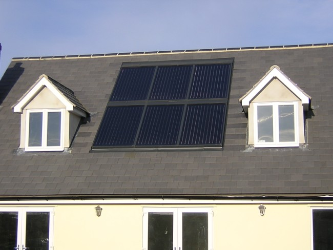 Domestic Solar Thermal
