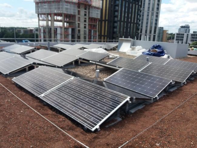 Durkan Solar PV Camberwell  Project