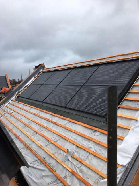 Viridian In-roof System
