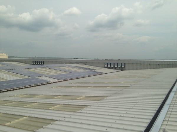 Sittingbourne Roof 2