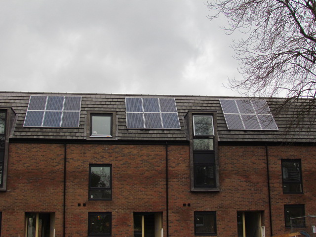 Solar PV for New Homes