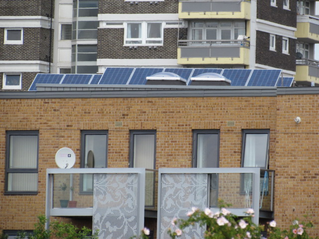 3300wp On-roof PV system