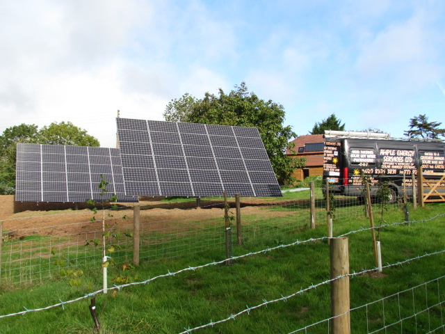 Solar Tracker Systems 14.1Kw