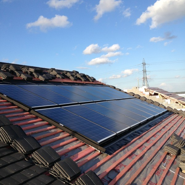 Redland Indax PV roofing system