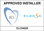 Ample Energy Services are MCS Certified as a Microgeneration registered installers