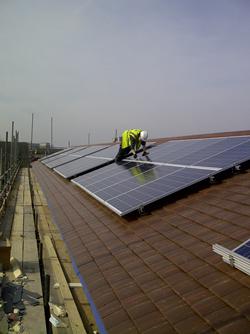 Solar Installation Kent