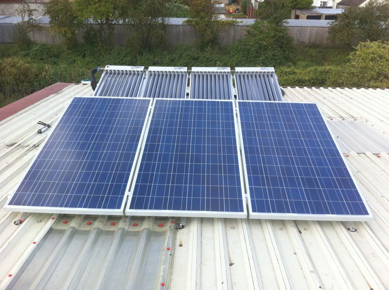 Commercial solar for small businesses