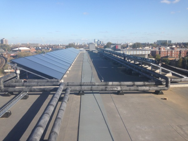 Solar District Heating