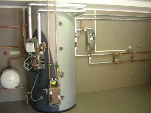 1000L Buffer Store Heating, Hot, Water,Swimming Pool
