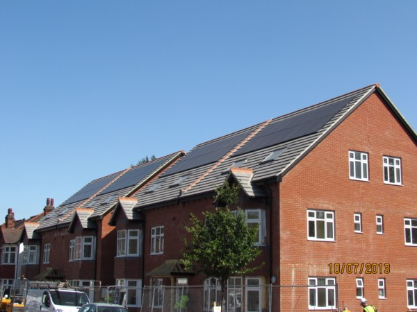 Frencon Construction Ltd  Solar PV Project