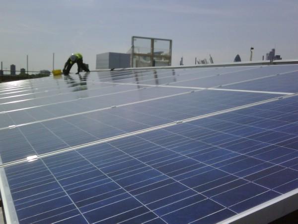 Durkan Solart PV Install